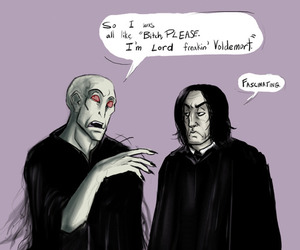 awesome, haha, and harry potter image