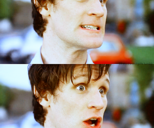 derp, matt smith, and doctor who image