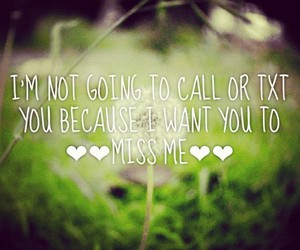 call, miss me, and quote image