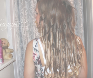 aztec, curl, and curls image