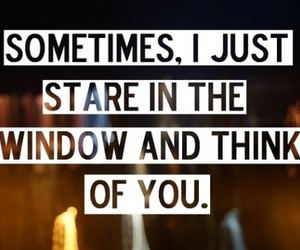 love, window, and you image