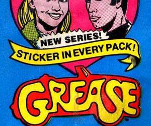 danny, grease, and greaser image