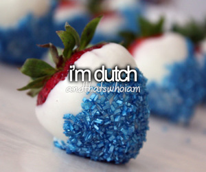 holland, strawberry, and andthatswhoiam image