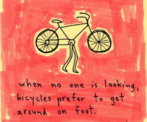 bicycle and marc johns image