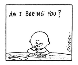 charlie brown, black and white, and peanuts image