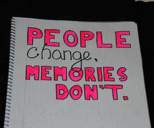 memories, people, and quote image