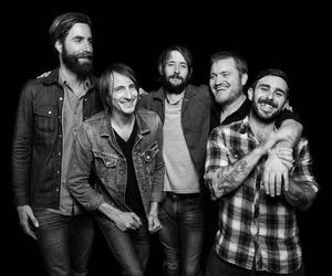 band of horses, music, and rock image