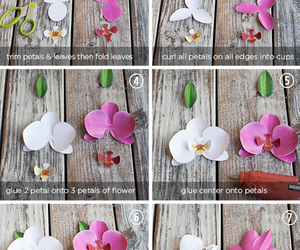 diy, printable, and orchid image
