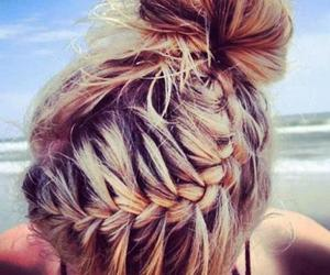 awesome, summer, and braid image