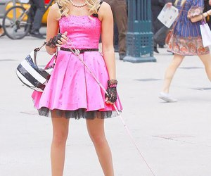 ashley tisdale, pink, and sharpay image