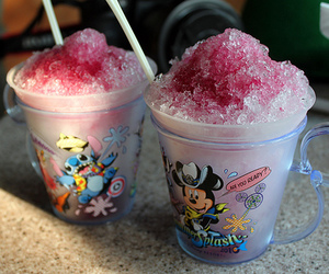 disney, drink, and photography image