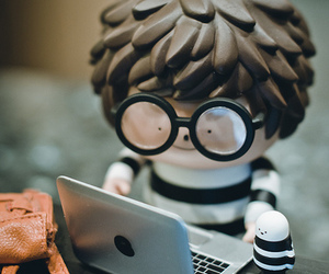 laptop and cute image