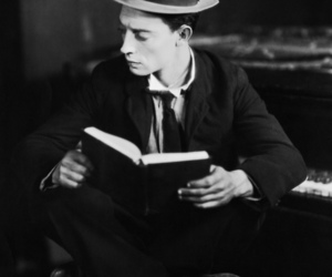 buster keaton and 1920s image