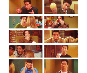 David Schwimmer, funny, and lol image