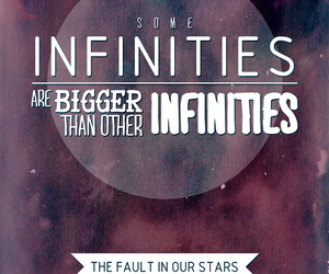 the fault in our stars and infinities image