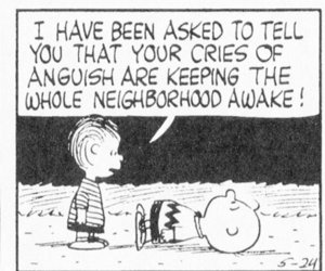 black and white, comics, and charlie brown image