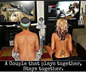 couple, play, and together image