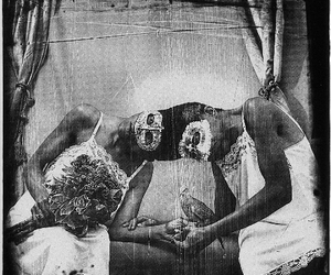 1988, masks, and joel-peter witkin image