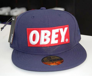 cap and obey image