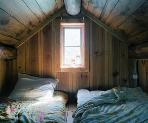 attic, two, and window image