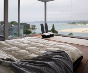 bed, house, and home image