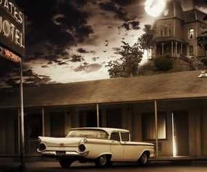 alfred hitchcock and bates motel image