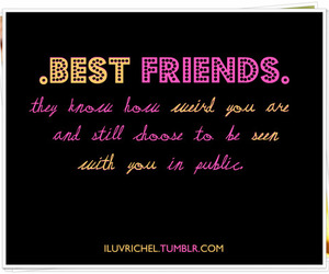 frienship, bestfriends, and love quotes image