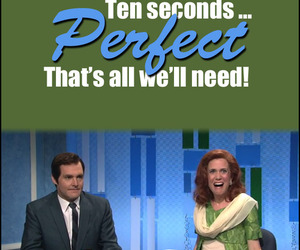 snl, kristen wiig, and will forte image