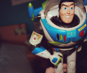 toy story, buzz lightyear, and toys image