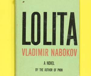 book, lolita, and whore image
