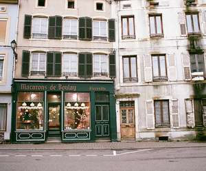 vintage, france, and photography image