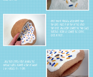 diy, donuts, and ideas image