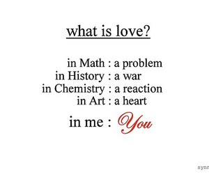 love, text, and art image