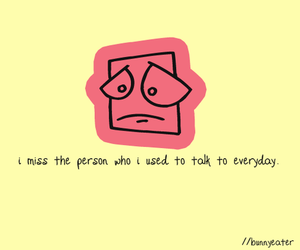 miss, quote, and sad image