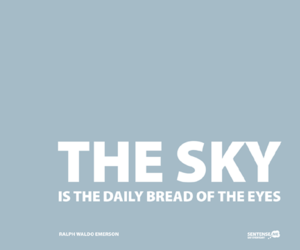 quote, sky, and text image