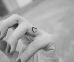 awesome, heart, and nails image