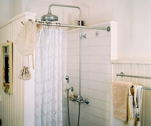 bathroom, design, and lovely image