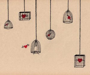 cage and heart image