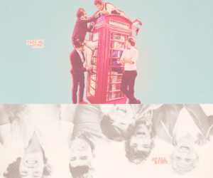 1d, one direction, and up all night image