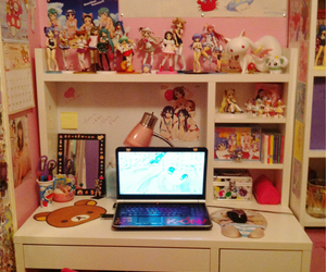 anime, kawaii, and anime room image
