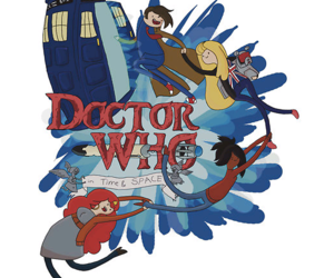 doctor who adventure time image