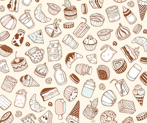 food, background, and sweet image