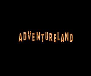 adventureland, jesse eisenberg, and kristen stewart image