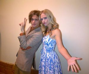 criminal minds, aj cook, and matthew gray gubler image