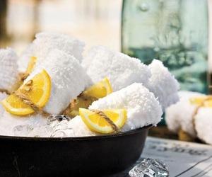 lemon, lovely, and spa image