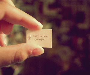 heart and text image