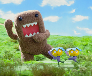 domo and rawr image