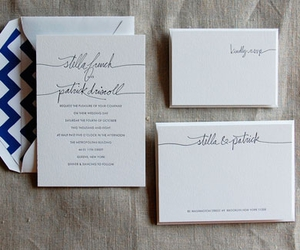 cards, letters, and print image
