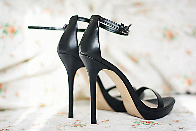 fashion, fashion shoes, and heels image