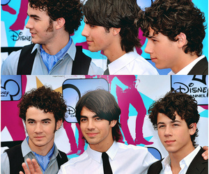 cat and jonas brothers image